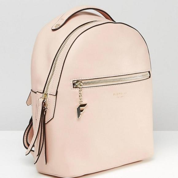 Fiorelli  ASOS Petal Pink  Anouk  Backpack
